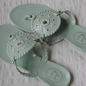 Jack Rogers Gel Sandals